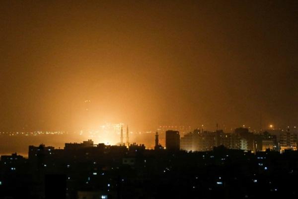 نجاح الجهود المصرية في وقف إطلاق النار في غزة