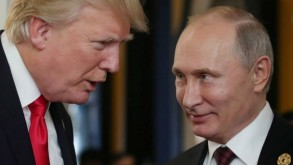 بوتين - ترمب في قمة سابقة (أرشيف)