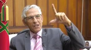 ــ لحسن الداودي الوزير المنتدب لدى رئيس الحكومة المكلف الشؤون العامة.