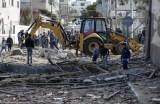 هدوء حذر في قطاع غزة بعد ليلة من القصف المتبادل مع اسرائيل