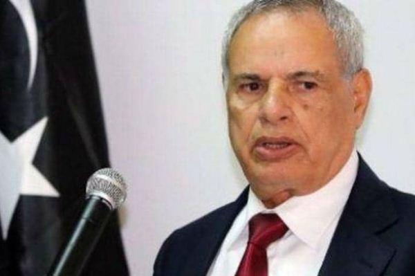 السفير الليبي في الاردن محمد حسن البرغثي