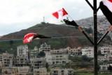 السوريون يحتجون على اعتراف واشنطن بسيادة إسرائيل على الجولان