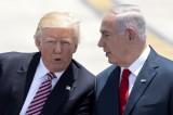 ترمب سيعترف يوم الاثنين بسيادة إسرائيل على الجولان