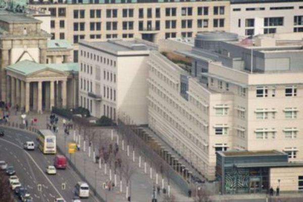السفارة الأميركية في برلين