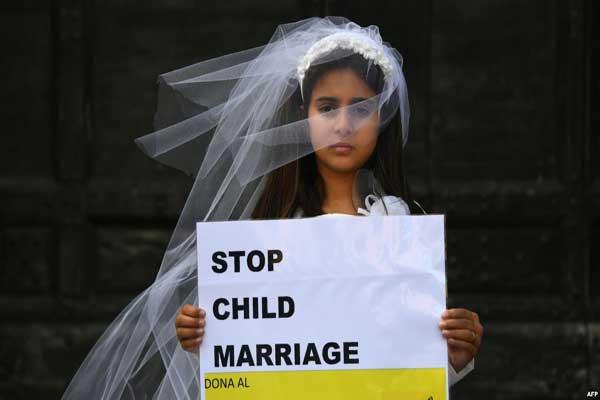 يتم تزويج فتيات قاصرات في الأردن رغم قانون يحدد سن الزواج بـ18 عامًا