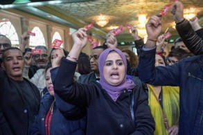 0c93171b4 ... في عهد بورقيبة; البرلمان التونسي يرفع جلسة مخصصة لسماع رئيس الحكومة إثر  احتجاجات ...