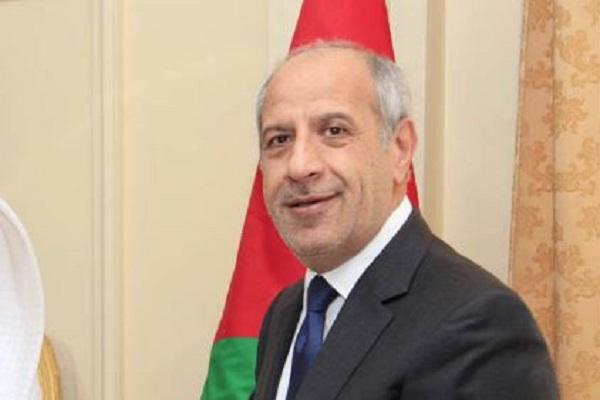 أمين عام وزارة الخارجية وشؤون المغتربين السفير زيد اللوزي