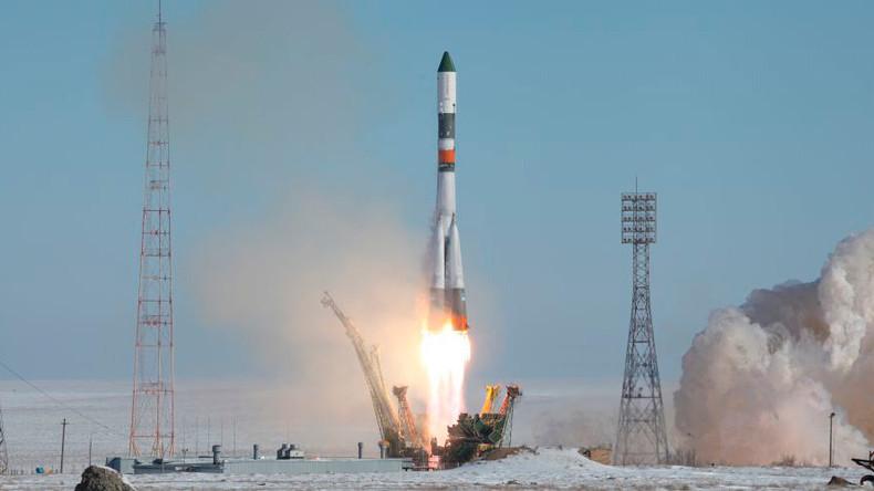 صاروخ سويوز الروسي