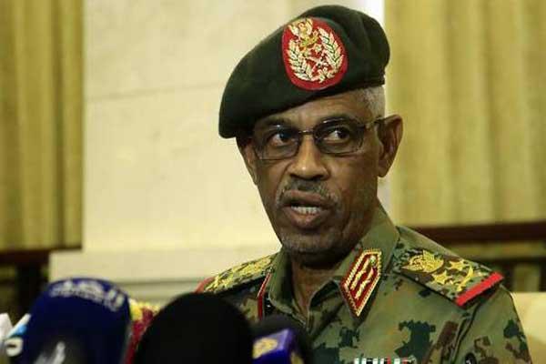 رئيس المجلس العسكري الانتقالي السوداني عوض بن عوف