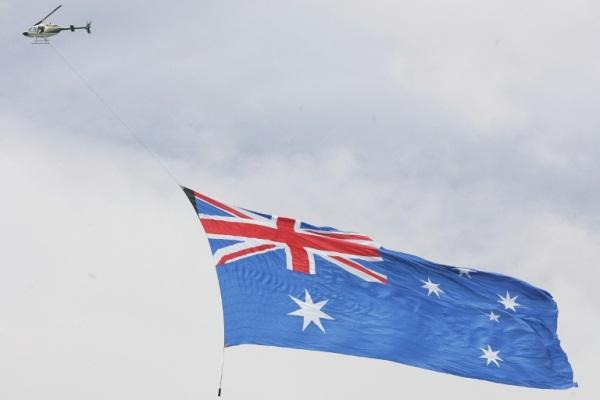 أعلنت الشرطة الأسترالية سقوط