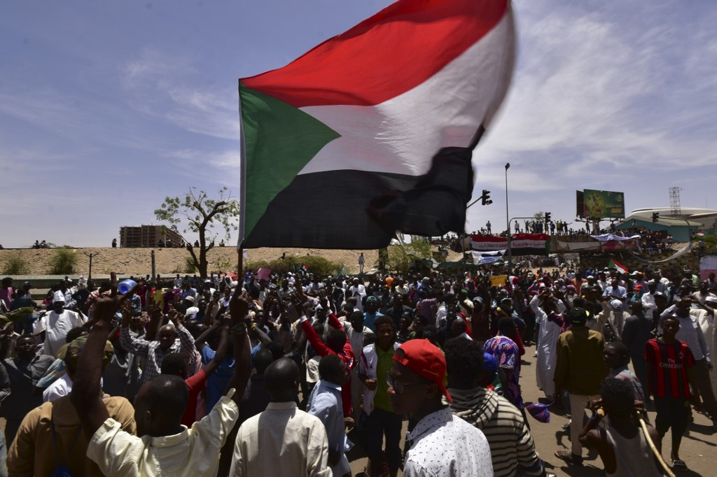 حراك السودان مستمر