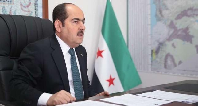 عبد الرحمن مصطفى رئيس الائتلاف الوطني لقوى الثورة والمعارضة السورية