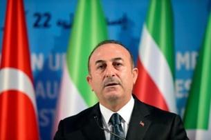 وزير خارجية تركيا مولود تشاوش أوغلو