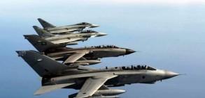 طائرات تابعة لتحالف دعم الشرعية في اليمن