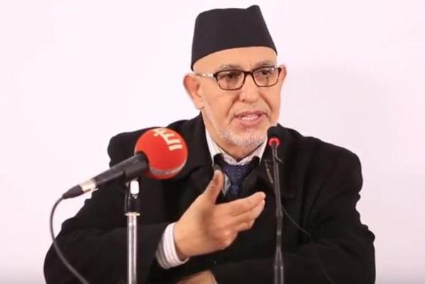 محمد طلابي المفكر الإسلامي المغربي