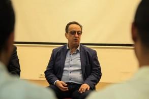 حافظ قايد السبسي نجل الرئيس التونسي