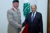 رئيس الأركان البريطاني: مع لبنان قوي ومستقر