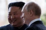 كيم يغادر فلاديفوستوك بعد قمته مع بوتين