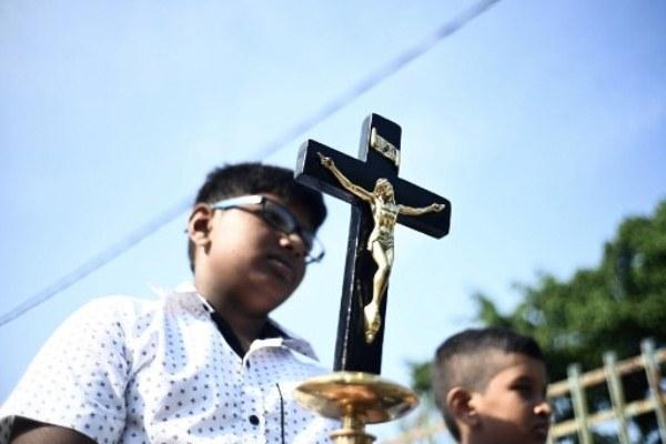 إغلاق جميع الكنائس الكاثوليكية في سريلانكا