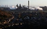 جريحان جراء انفجار في مصنع للصلب في ويلز في المملكة المتحدة