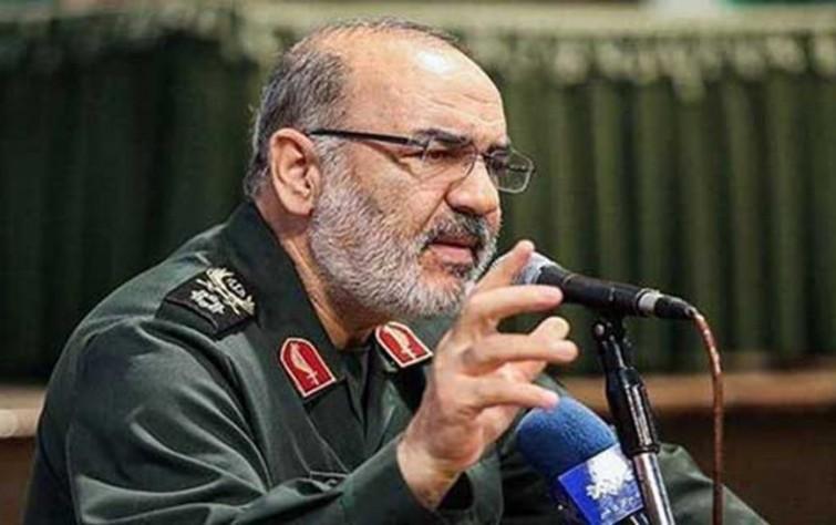 اللواء سلامي قائد الحرس الثوري الجديد