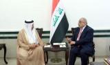 الزياني لعبد المهدي: قادة الخليج قرروا الوصول الى شراكة استراتيجية مع العراق