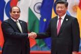 هذه هي تفاصيل اجتماع السيسي والرئيس الصيني
