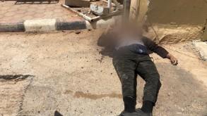 صورة نشرت على تويتر لأحد المسلحين الذين قضت عليهم قوات الأمن السعودية