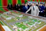 محمد السادس يعطي بالرباط انطلاقة أشغال إنجاز المقر الجديد لمديرية الأمن