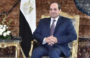 الرئيس عبد الفتاح السيسيي