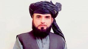 المتحدث السياسي باسم طالبان سهيل شاهين