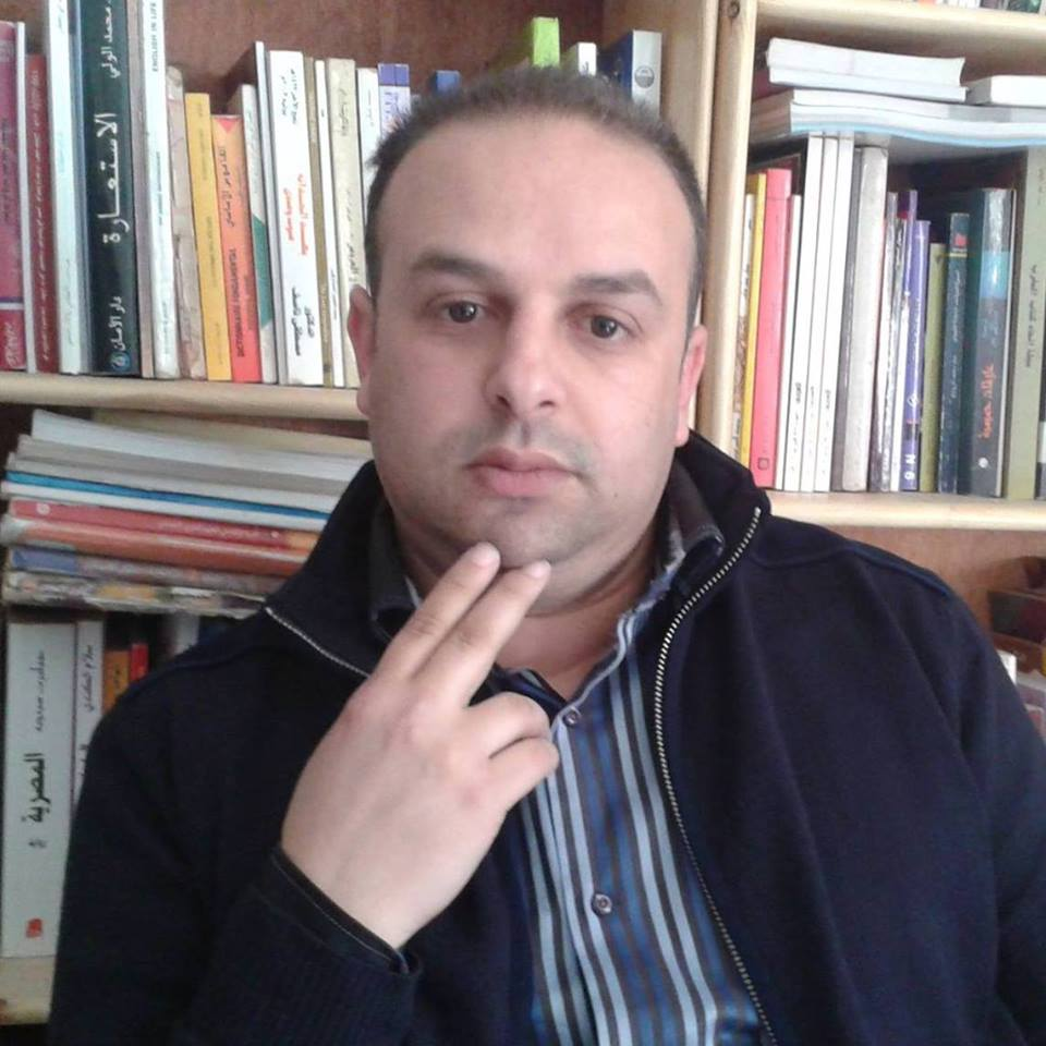 الكاتب والشاعر المغربي محسن أخريف