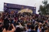 السلطات العراقية تحاول محاصرة تصاعد فعاليات شعبية تمجد صدام