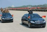 سيارات كيم تخترق العقوبات الأممية علانية