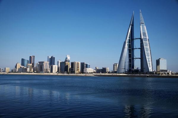 صورة عامة للعاصمة البحرينية المنامة