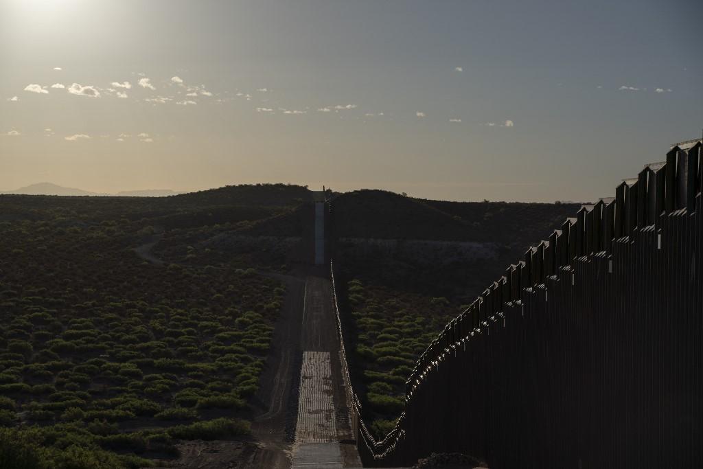 الحدود الأميركية - المكسيكية