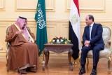السيسي: مصر تتضامن مع السعودية في التصدي لمحاولات النيل من أمنها واستقرارها