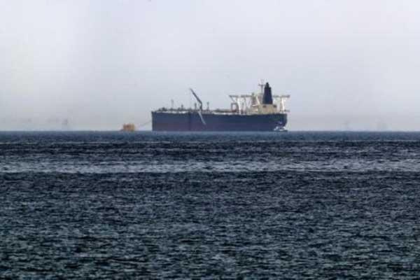 ناقلة النفط السعودية أمجاد التي تعرّضت لعمل