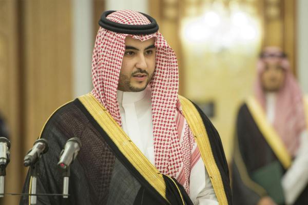 الأمير خالد بن سلمان