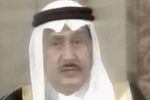 وزير الإعلام السعودي السابق علي بن حسن الشاعر