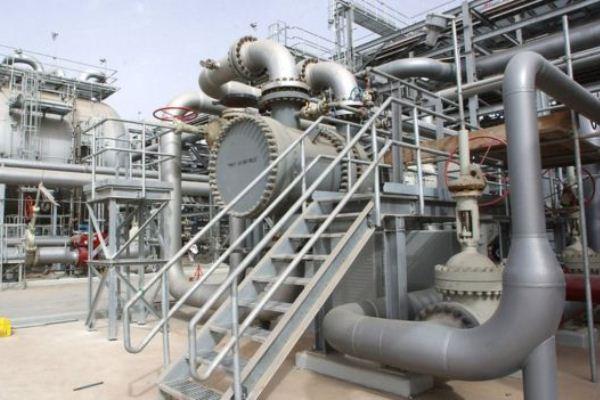 خطوط أنابيب نقل النفط في حرض بالسعودية - أرشيف