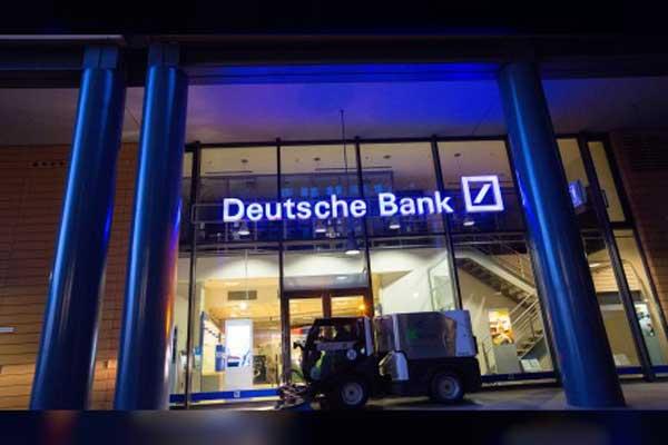 بنك دويشته الألماني