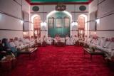 ولي العهد السعودي يلتقي مثقفين اليوم في جدة