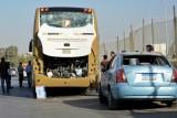 الإمارات تدين الانفجار الذي استهدف حافلة سياح في القاهرة