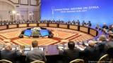 هل اتهارت محادثات سوتشي وأستانا الخاصة بسوريا؟