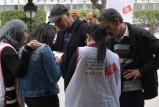 حملة لتشجيع الشباب على التسجيل للإنتخابات في تونس