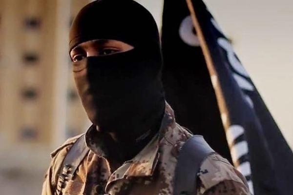 أحد مقاتلي تنظيم داعش