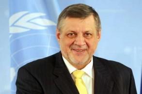 المبعوث الخاص للأمم المتحدة إلى لبنان جان كوبيس