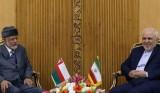 وزير خارجية عُمان في طهران