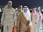 نائب رئيس المجلس العسكري السوداني يزور السعودية
